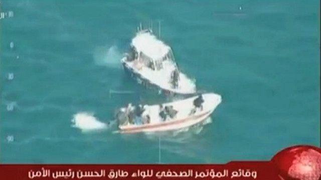 إحباط محاولة تهريب أسلحة إلى البحرين