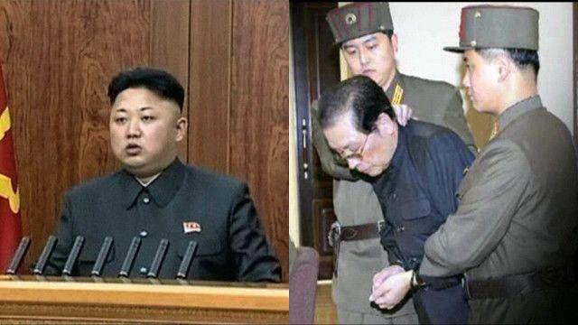 زعيم كوريا الشمالية يمتدح قرار إعدام عمه تشانغ سونغ-ثيك