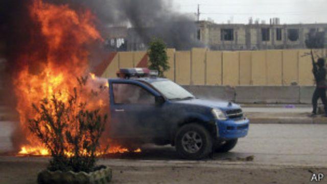 """المالكي """"يقرر إرسال تعزيزات عسكرية"""" إلى محافظة الأنبار"""