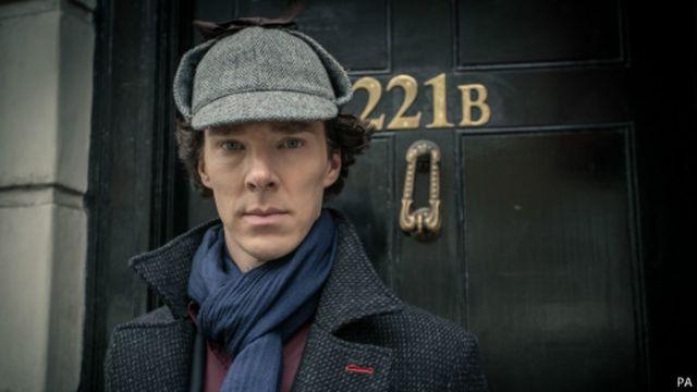 За возвращением Шерлока следили 9 млн телезрителей