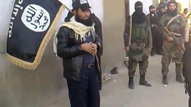 تنظيم الدولة الإسلامية في سوريا