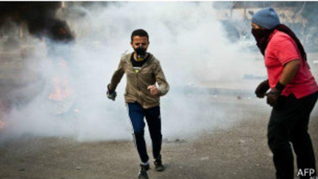 Egipto: más de diez muertos en protestas