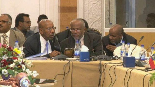 اجتماع دول حوض النيل في السودان