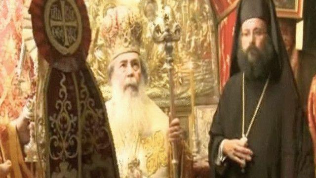احتفال بكنيسة مصرية أرثوذكسية بعيد الميلاد