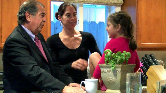 Familia de inmigrantes mexicanos adinerados en EE.UU.