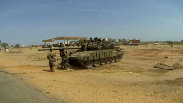 القوات الحكومية لجنوب السودان