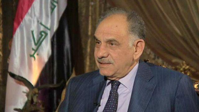 صالح المطلك نائب رئيس الوزراء العراقي