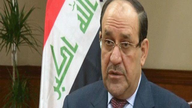 نوري المالكي رئيس الوزارء العراقي
