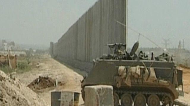 جدار العزل الإسرائيلي