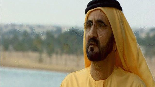الشيخ محمد بن راشد آل مكتوم رئيس الحكومة الإماراتية