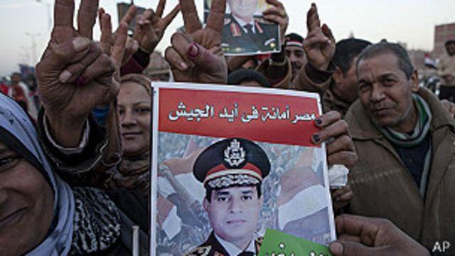 الفايننشال تايمز: في مصر حالة من الخضوع والتملق للمؤسسة العسكرية