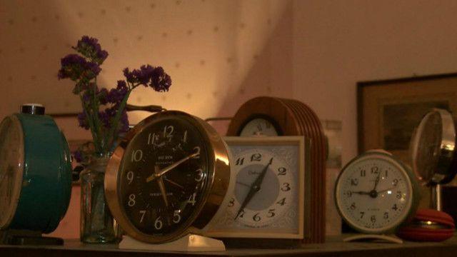 咖啡廳的鬧鐘