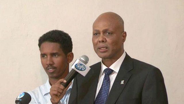 عبد الولي الشيخ أحد رئيس الوزراء الصومالي