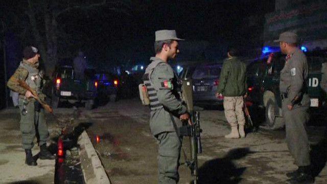 هجوم مسلح على مطعم بأفغانستان