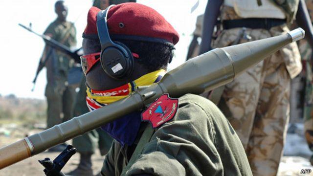 南蘇丹衝突雙方簽署停火協議