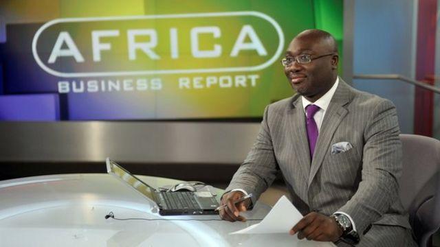 تشييع مذيع بي بي سي كوملا دومور في غانا