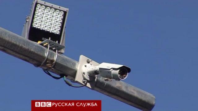 Камера наблюдения в Душанбе