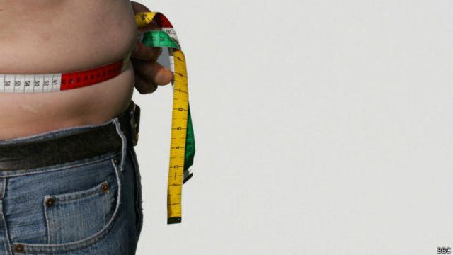 Brasil tem mais pessoas acima do peso que média mundial