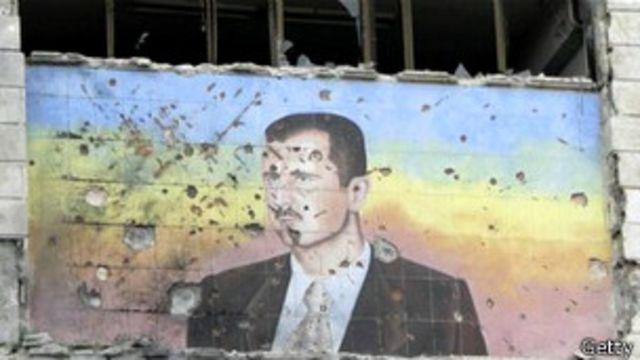 阿薩德前途主導敘利亞國際會議首日會談