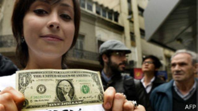 Peso argentino sufre la peor devaluación en más de una década