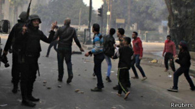 埃及革命三週年示威衝突29人死