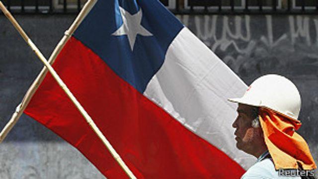 Acuerdo pone fin a huelga en los puertos chilenos