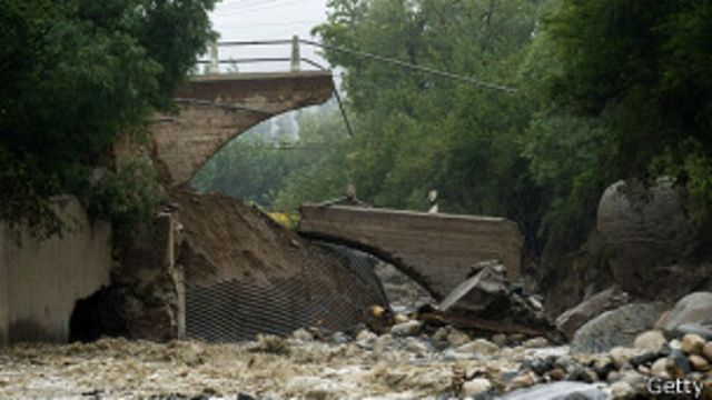 Las lluvias dejan al menos siete muertos en Bolivia y Argentina