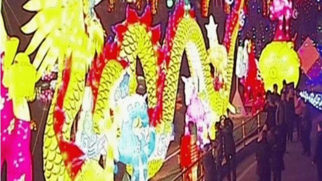 مهرجان الفوانيس في الصين