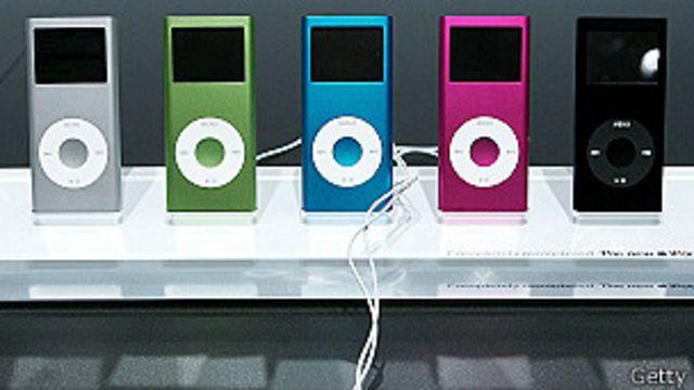 ¿Llegó el fin para el iPod?