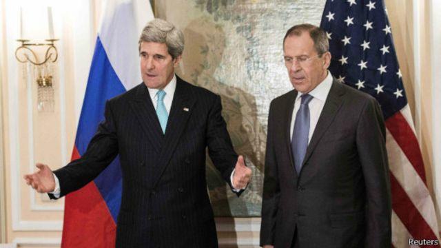 Украина - в центре дискуссий между ЕС, США и Россией