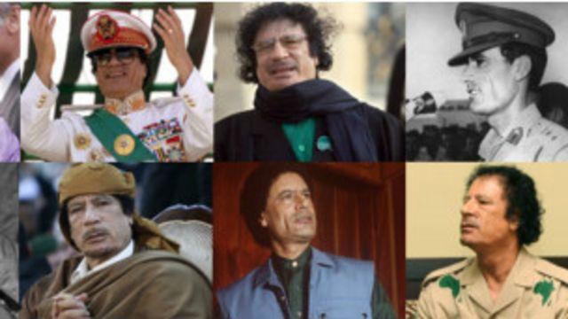 فيلم يكشف أسرار الزعيم الليبي الراحل معمر القذافي