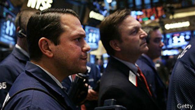 Bolsa de Nueva York: fuerte caída del índice Dow Jones