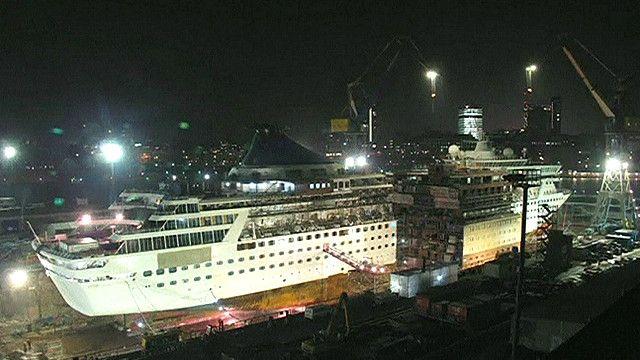 судно Norwegian Crown