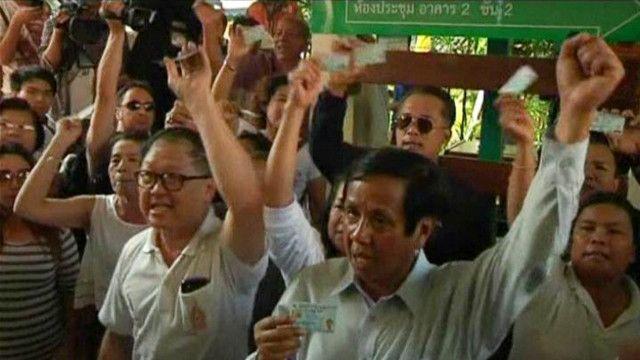 المعارضة التايلاندية تعتزم الطعن في الانتخابات التشريعية