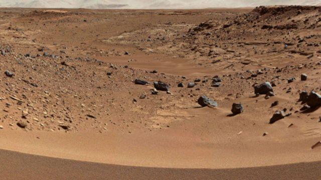 Mars'a 'selfie' göndermek 1 dolar