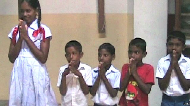 Kalpitiya school