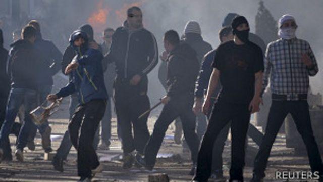 Violentas protestas en Bosnia por la crisis económica y el desempleo