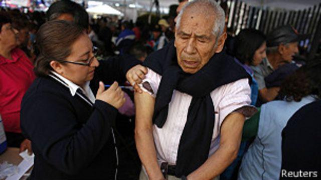 México: reportan 421 muertes por influenza en lo que va de año