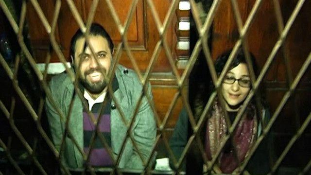 معتقلون مصريون