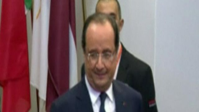 Prezida Francois Hollande