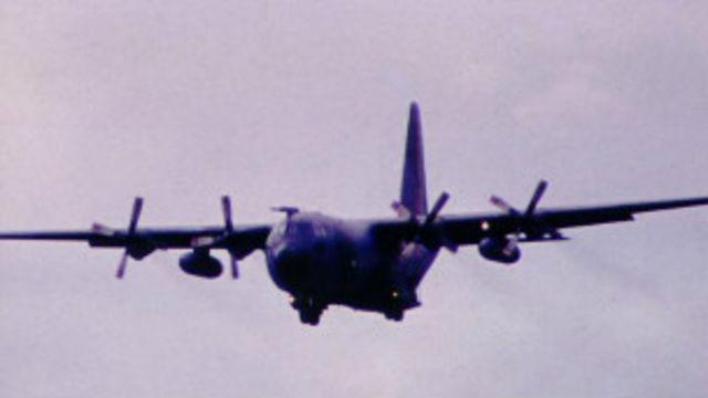 阿爾及利亞軍用運輸機墜毀103人死亡