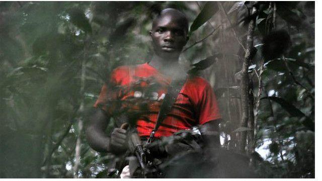 Jeshi la DRC lawakamata waasi 182