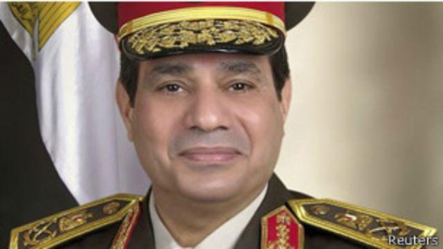 وزير الدفاع المصري عبدالفتاح السيسي يزور موسكو