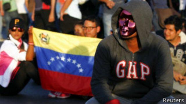 Venezuela: el movimiento estudiantil reta de nuevo al chavismo