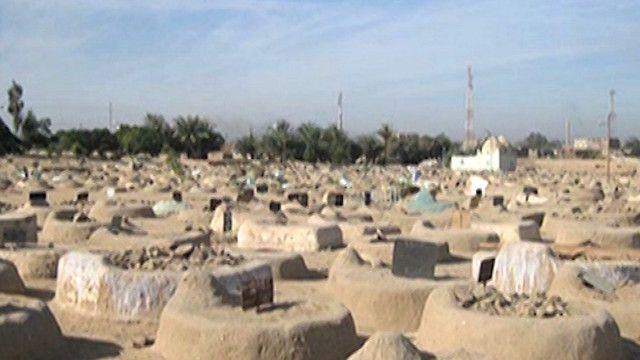 أنا الشاهد صورة لمقبرة في مصر