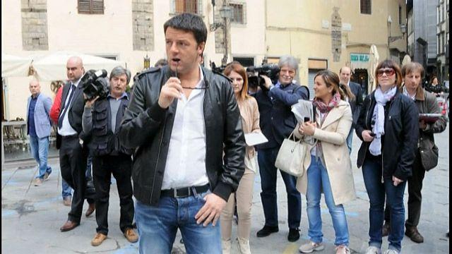 Маттео Ренци, новый премьер-министр Италии