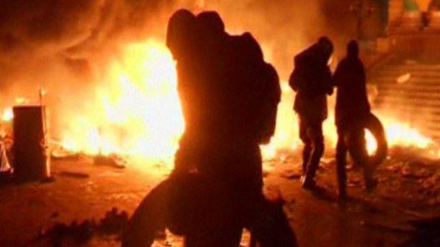 الاحتجاجات تطالب باستقالة الحكومة الأوكرانية