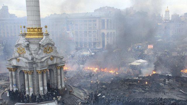 Ukraine fightings