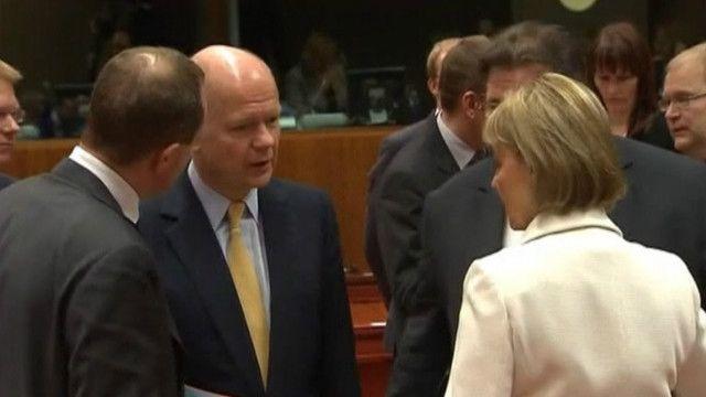 міністри закордонних справ ЄС