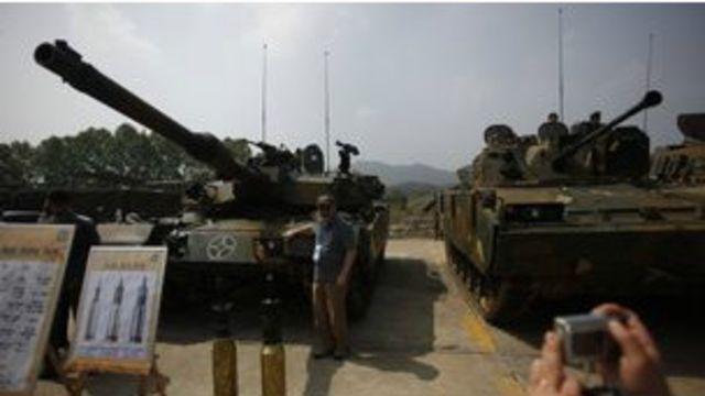 كوريا الجنوبية تطور سلاحا إلكترونيا في مواجهة الشمال